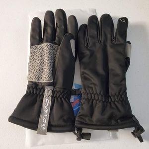 Suede Warm Waterproof Gloves